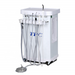 TPC MC3600CV-SL Mobile Delivery Cart (With Compressor) - Avtec Dental