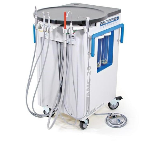 AMC-25 Mobile Dental Cart - Avtec Dental