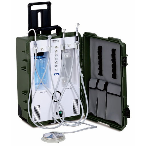 TPC PC2630 Portable Dental Unit - Avtec Dental