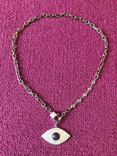 Load image into Gallery viewer, Evil Eye Pendant Necklace
