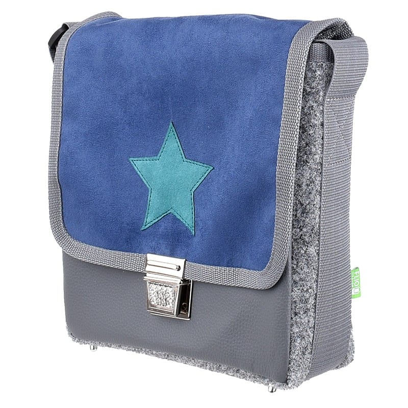 Umhängetasche CITY BAG Star Teal