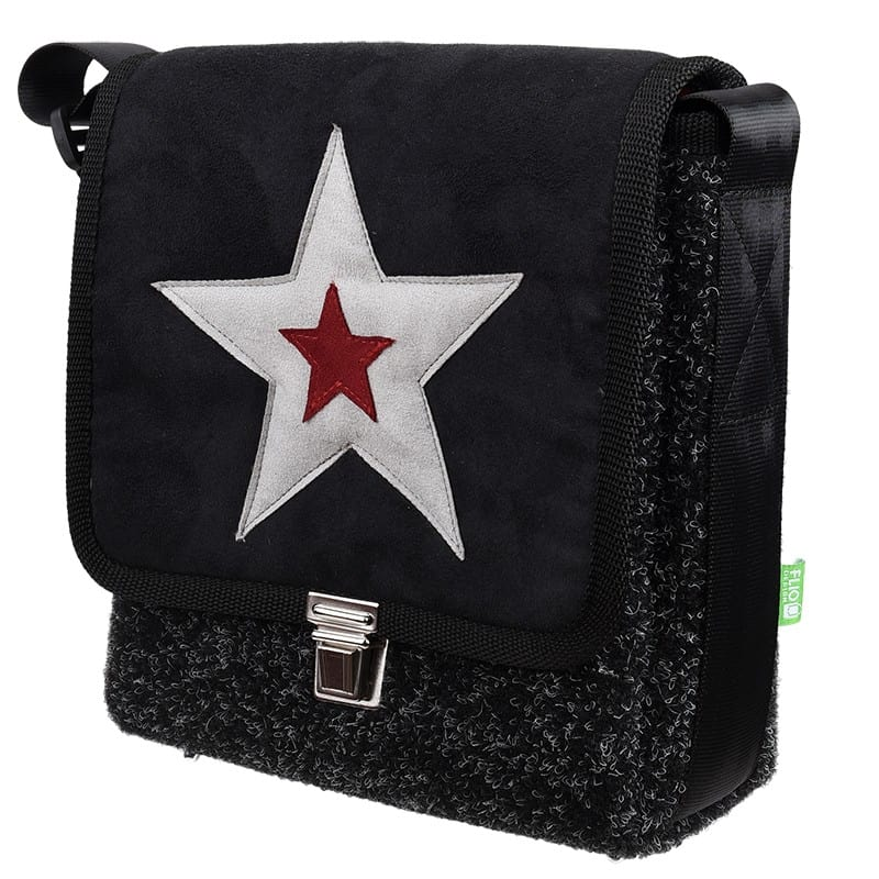 Umhängetasche CITY BAG Star Silver