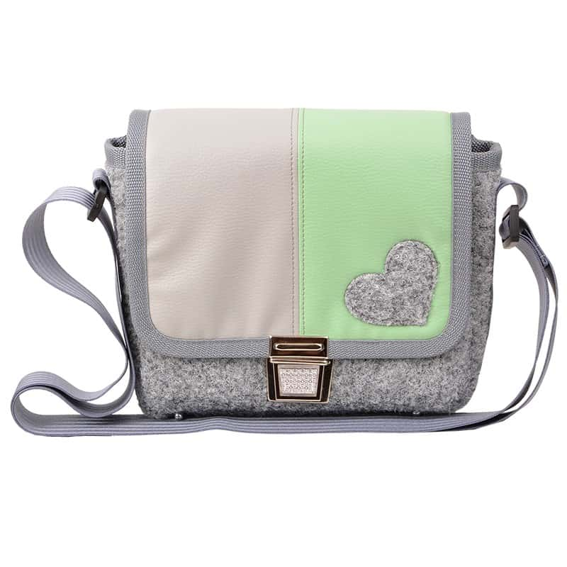 XS BAG Candy Heart Mint