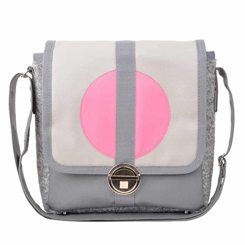 CITY BAG Paris Pink