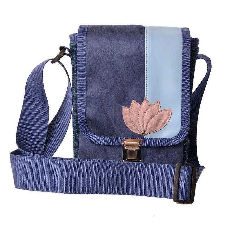 Lotus Bag Blue