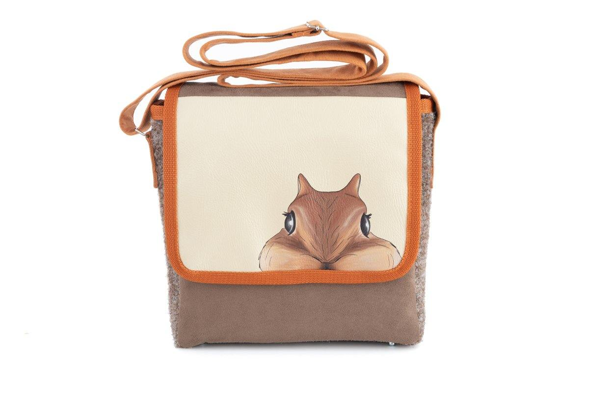 City Bag Squirrel