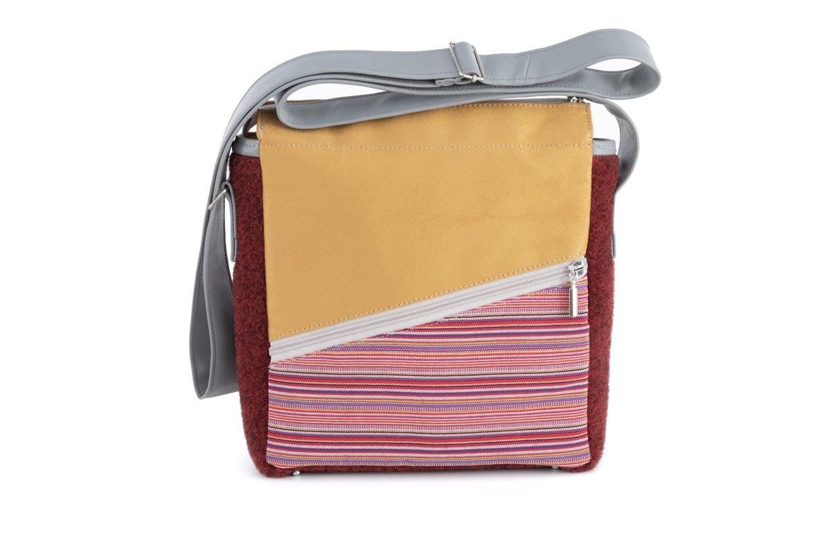 Hip Bag Relax red