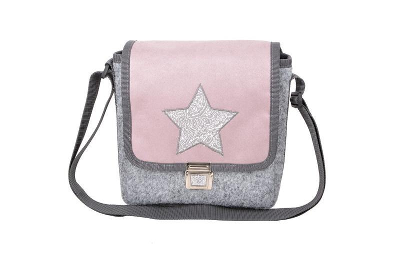 Cherish rose star mineral vorne