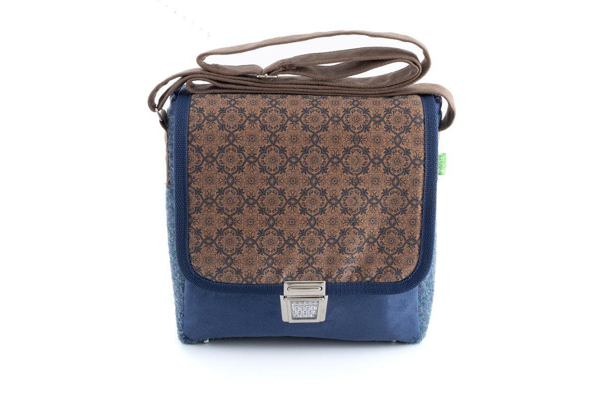 City Bag Corc blue