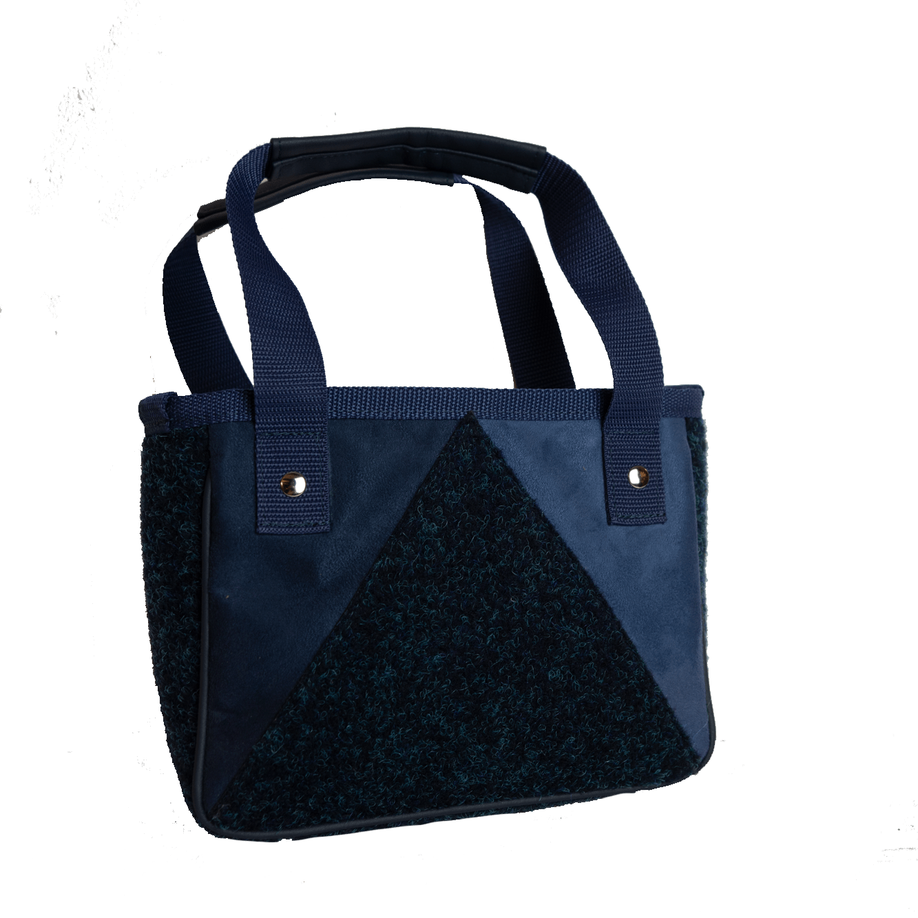 XS Shopper Triangle cobalt