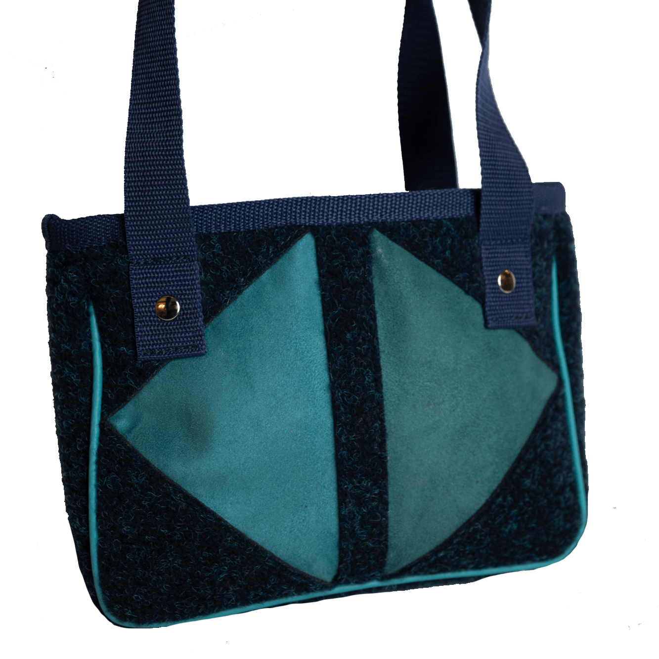 XS Shopper Rectangle cobalt
