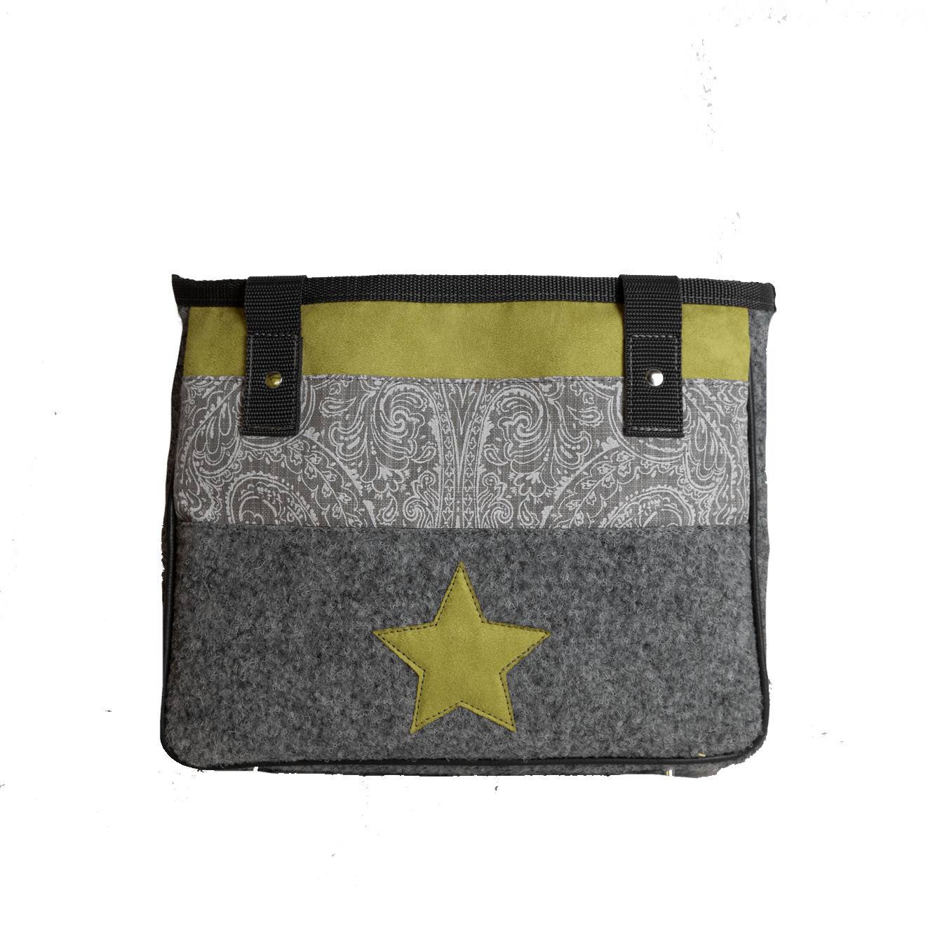 MINI SHOPPER Cherish Star Moss