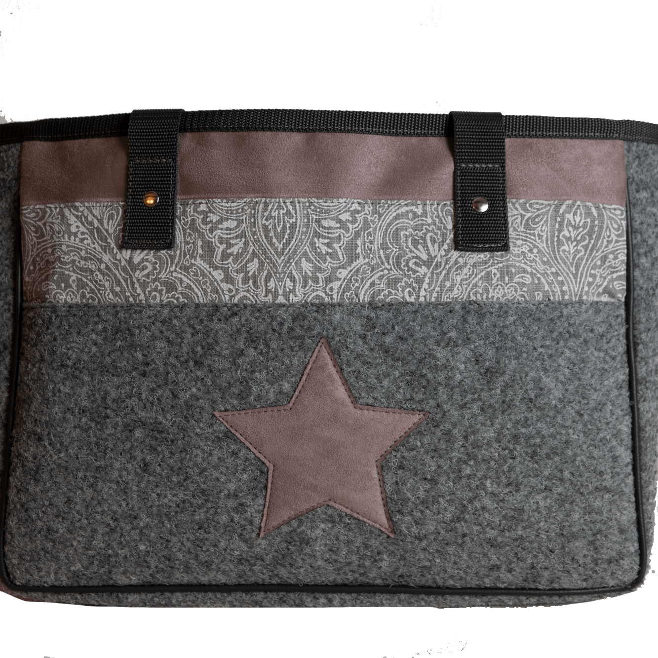 CITY SHOPPER Cherish Star Rose 37x28x15 cm