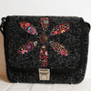XS BAG Retroblume Black