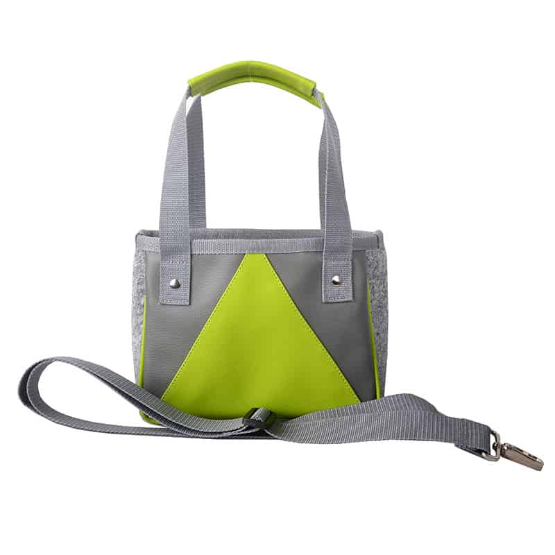 XS SHOPPER Kiwi Grey