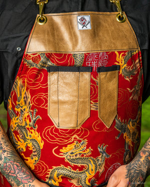 Chinese New Year Apron