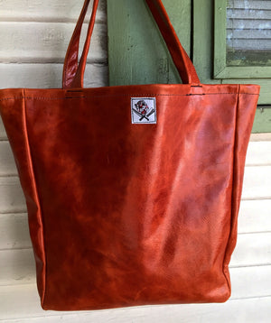 Totes Magotes Leather Weekender