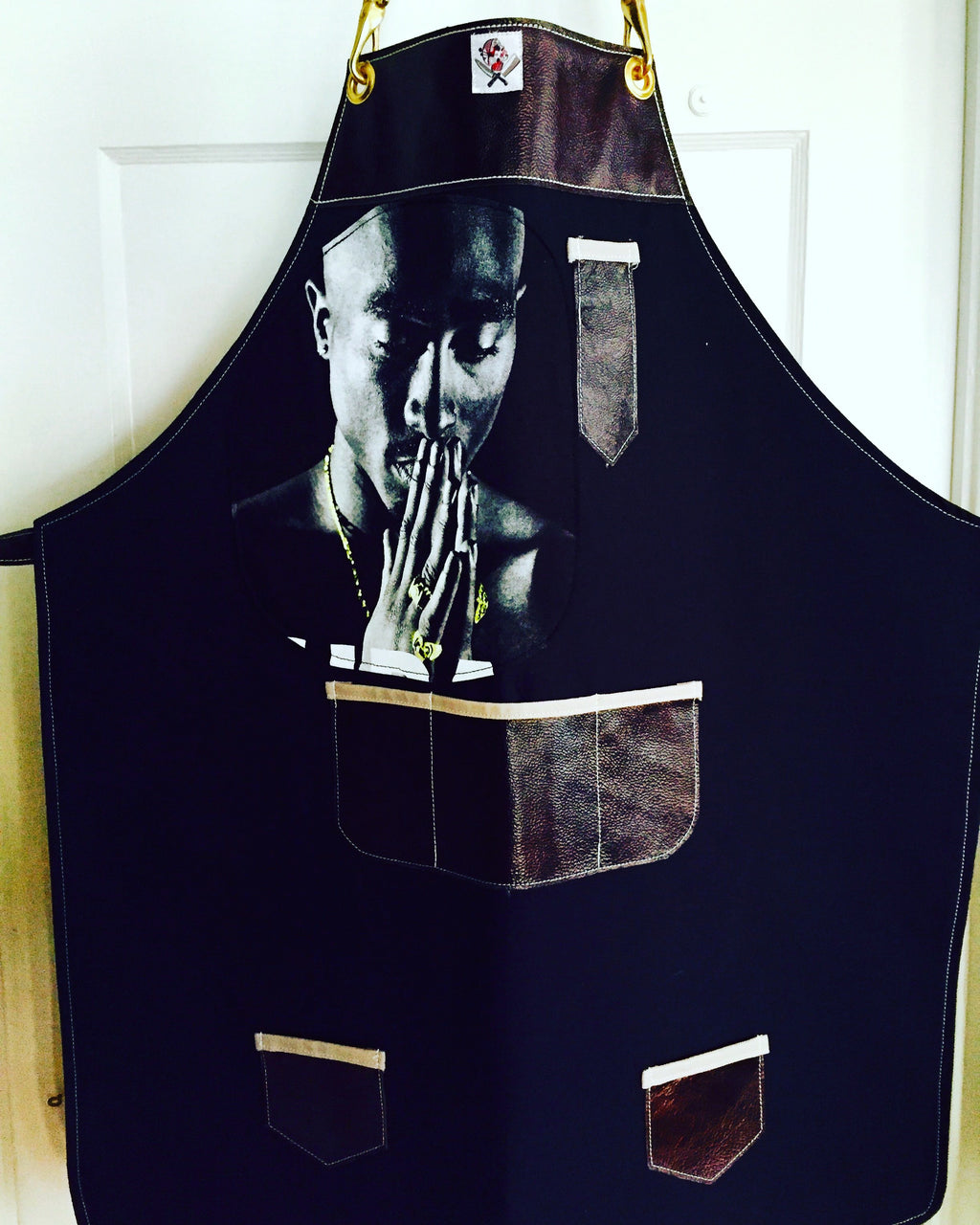 All Eyez on Me Apron