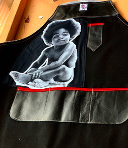 Biggie Smalls apron