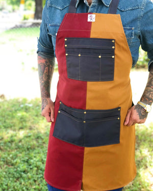 """Punch Drunk Love"" apron"