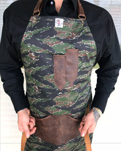 """Survival of the fittest"" apron"