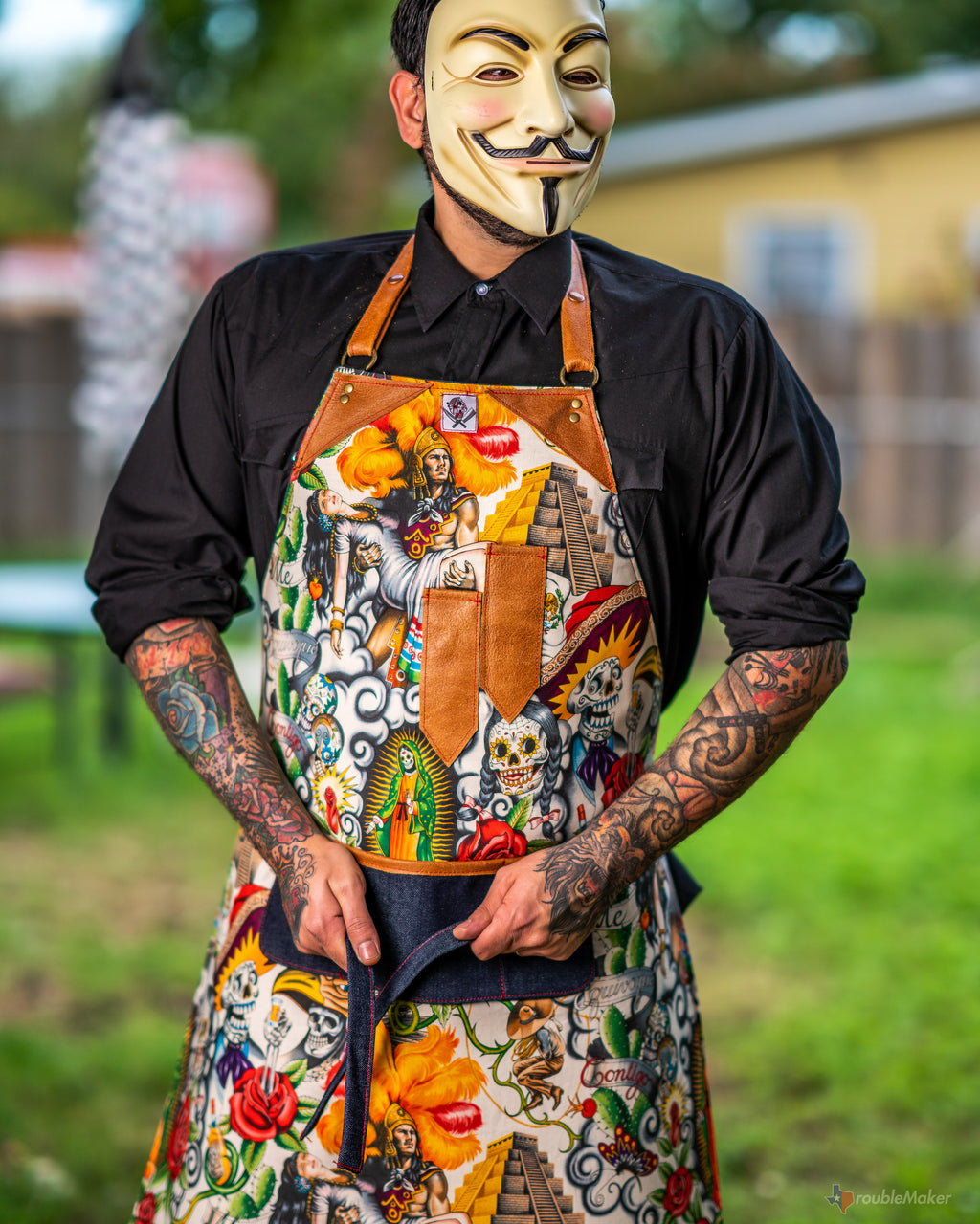"""Tequila Hunter"" apron"