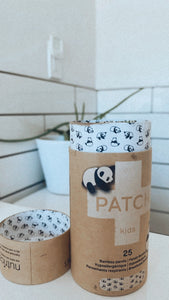 Compostable Plastic-Free Bandages | options
