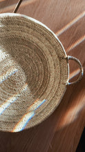 Load image into Gallery viewer, Handmade Straw Woven Plate