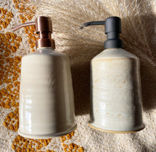 Load image into Gallery viewer, Ceramic Soap Dispenser