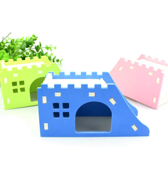 Hamster House Castle Toy