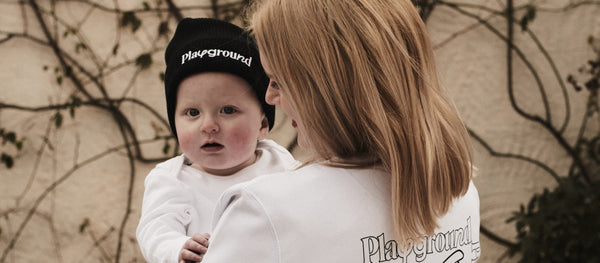 PLAYGROUND MEETS, MAMA & FOUNDER OF MEAN MAIL