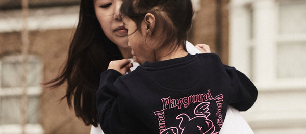 PLAYGROUND MEETS Wendy Chung London's Founder and Creative Director
