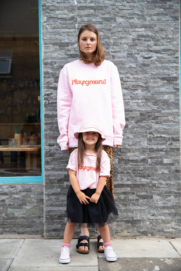Mini Me Pink sweatshirt
