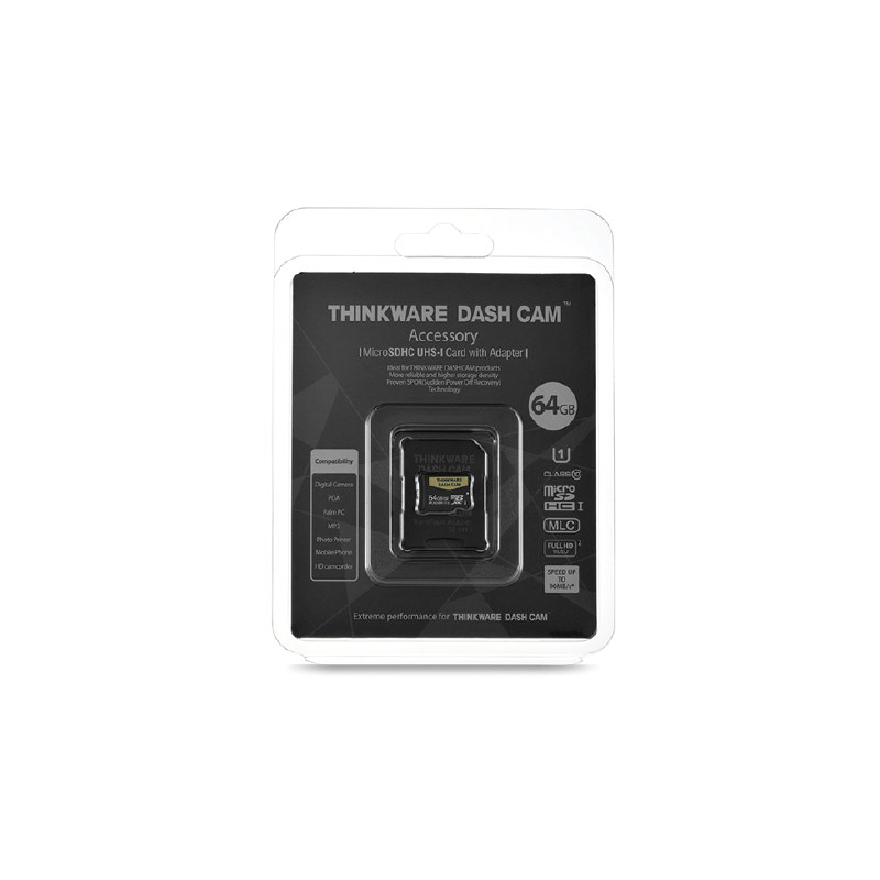 THINKWARE 64GB UHS-1 up to 90MB/S_SG