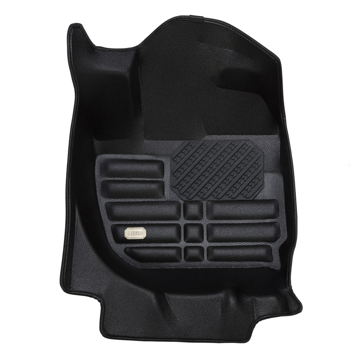 MATTERS 5D Car Mat - Renault Grand Scenic (Black)