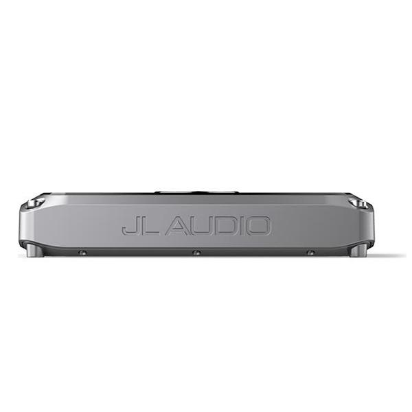 JL Audio 8-channel Class D Full-Range Amplifier with integrated DSP, 100 Watts x 8 @ 2 ohm / 75 Watts x 8 @ 4 ohm - 14.4V (SKU #98633)