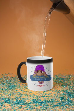 Your Rules,Your Life Coffee Mug - LAMASSU-GLOBALS