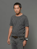 Wide leather band worn by Ken Leung on Lost TV Show
