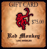Red Monkey Gift Card
