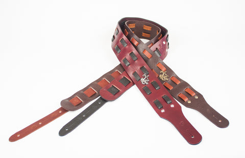 CRAZY TRAIN GUITAR STRAP