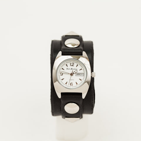 Ladies Black Classic Pyramid Bullet