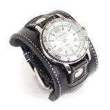 Cool cuff watch worn by celebrities