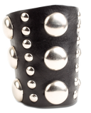 """Heavy Metal"" cuff"