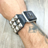 "Cuff Style Apple Watch band-""PAINKILLER"""