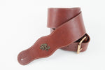 MAMBA GUITAR STRAP (TOBACCO/ANTIQUE BRASS)