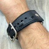 Custom Crock Apple Watch band