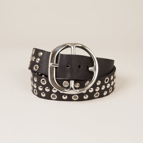 VINTAGE SOUL LEATHER BELT