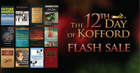 News greg kofford books ebook flash sale on mormon titles starts december 12th december 11 2017 fandeluxe Gallery