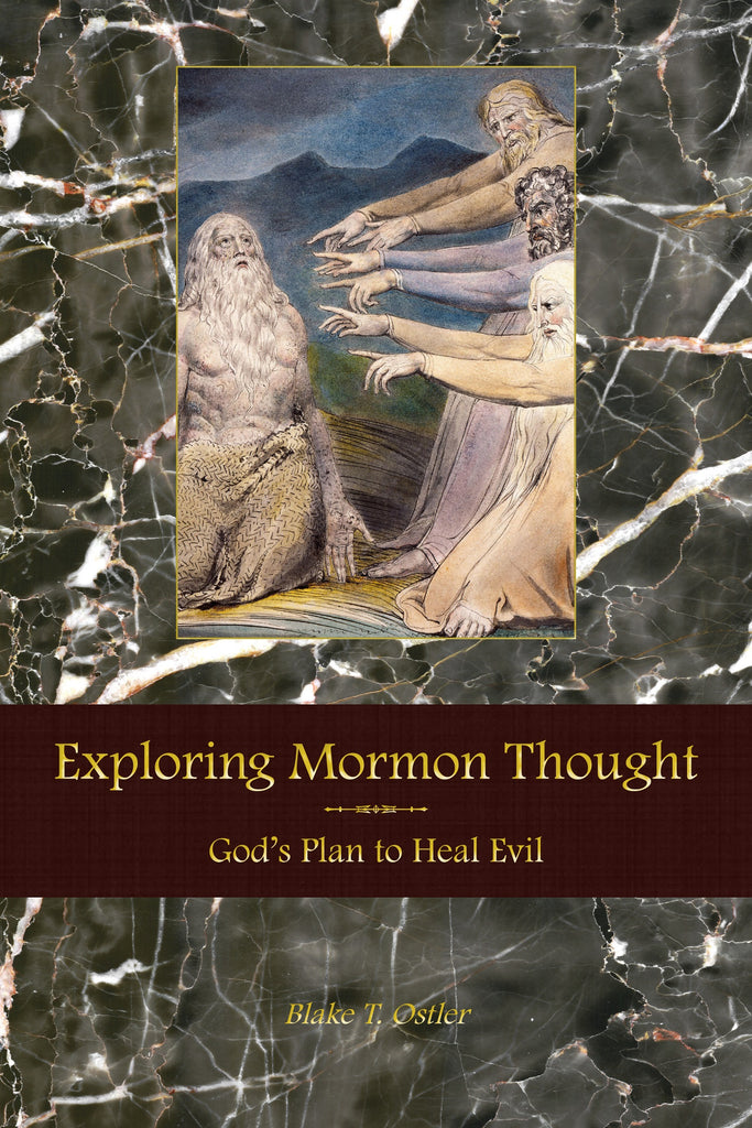 Exploring Mormon Thought: Volume 4, God's Plan to Heal Evil
