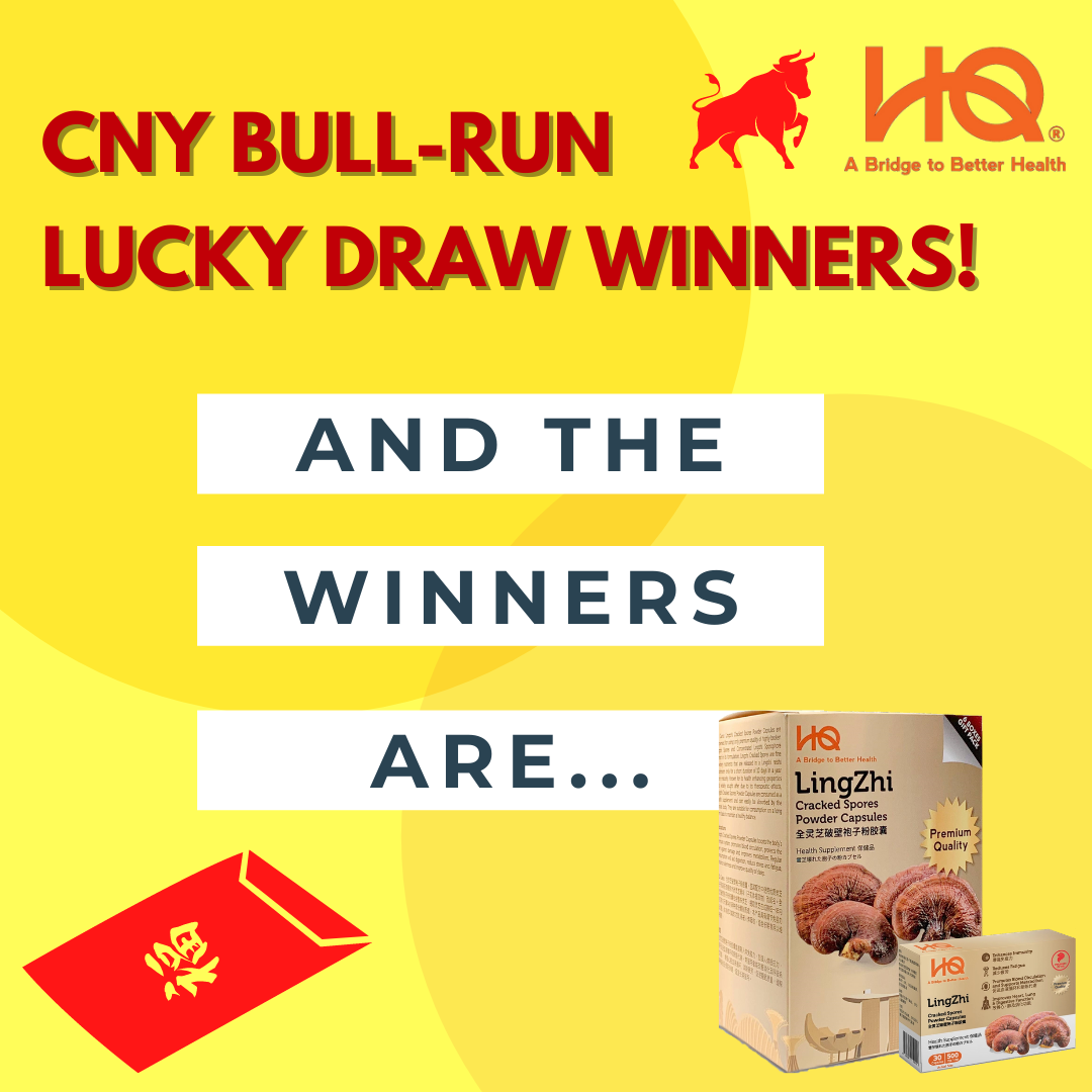 Are You One Of The 60 Winners Of Our CNY Bull-Run Hongbao Lucky Draw?